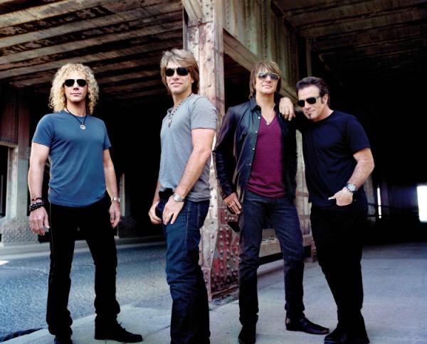 I Bon Jovi tornano in Italia. Il loro live a San Siro il 29 Giugno 2013
