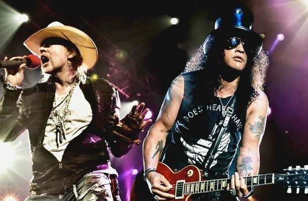 Guns N Roses Tour  Italia