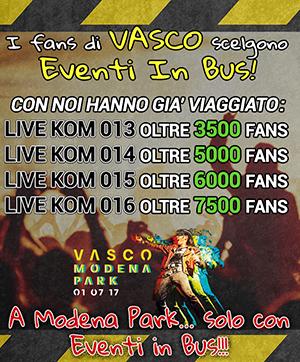 Banner mobile Vasco modena park blog